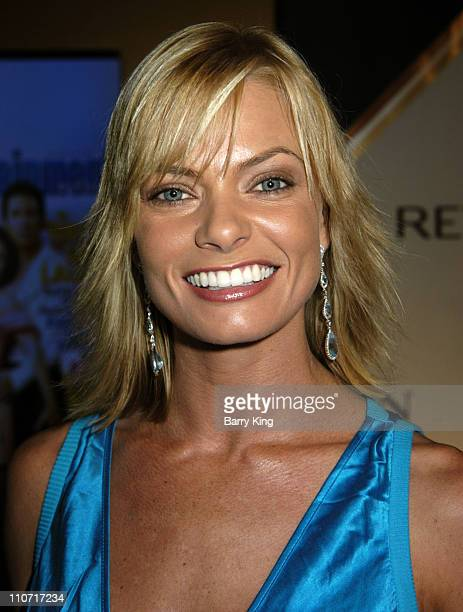 Jaime Pressly during Entertainment Weekly Magazine 3rd Annual Pre-Emmy Party - Arrivals at The Cabana Club in Los Angeles, California, United States.