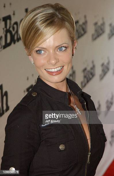 Jaime Pressly during MTV Bash - Carson Daly at Hollywood Palladium in Hollywood, California, United States.