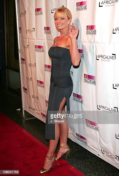 Jaime Pressly during The AIDS Healthcare Foundation Presents Hot in Hollywood at The Henry Fonda/Music Box Theatre in Hollywood California United...