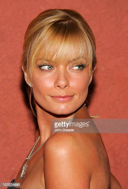 Jaime Pressly during The AIDS Healthcare Foundation Presents Hot In Hollywood at Henry Fonda Theatre in Hollywood California United States