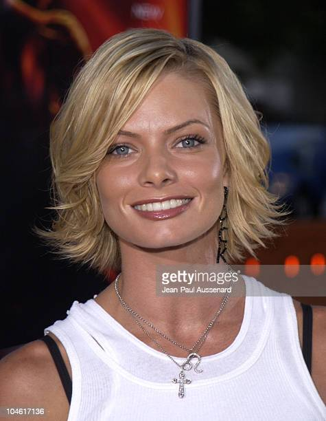 Jaime Pressly during 'XXX' Premiere in Los Angeles at Mann's Village in Westwood California United States