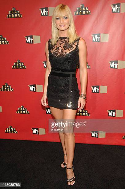 Jaime Pressly host during 2006 VH1 Rock Honors Red Carpet at Mandalay Bay Hotel and Casino in Las Vegas Nevada United States