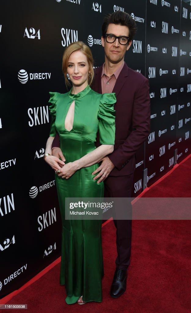 "Los Angeles Special Screening of ""SKIN"" : News Photo"