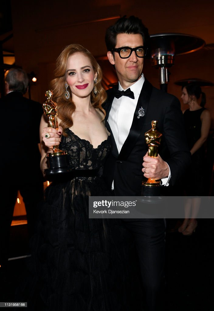 91st Annual Academy Awards - Governors Ball : News Photo