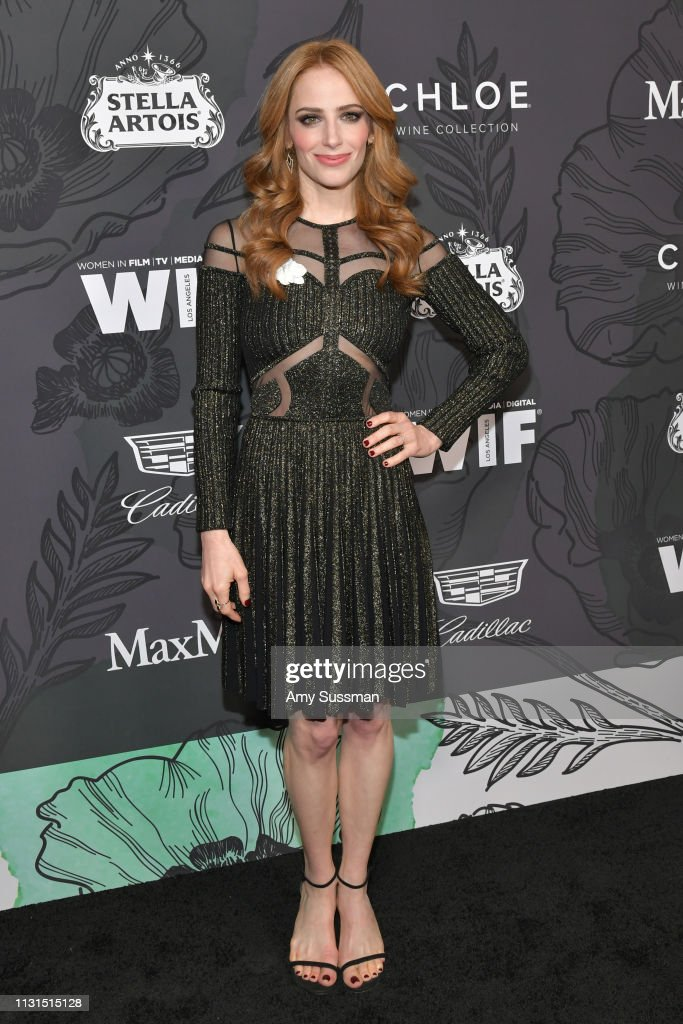 12th Annual Women In Film Oscar Party - Arrivals : News Photo