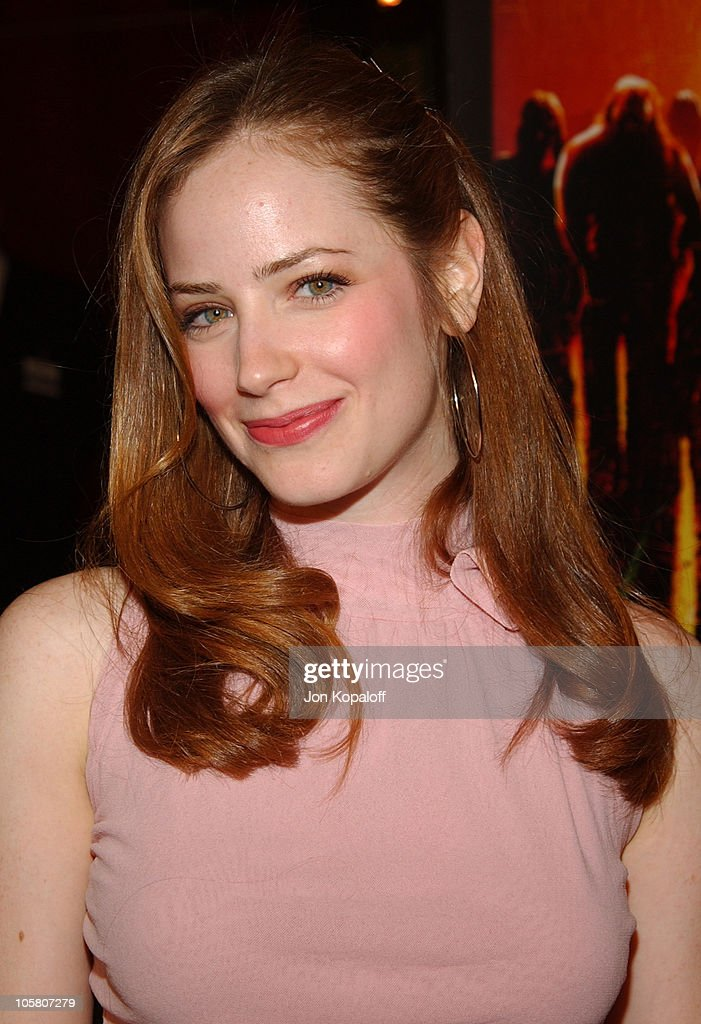 Jaime Ray Newman during 'Dawn of The Dead' Los Angeles Premiere at Cineplex Beverly Center Theatres in Beverly Hills, California, United States.