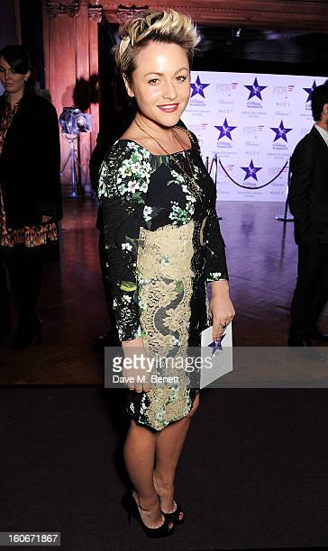 Jaime Winstone attends the London Evening Standard British Film Awards supported by Moet Chandon and Chopard at the London Film Museum on February 4...