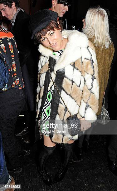 Jaime Winstone attends #VauxhallPresents Made in England by Katy England screening hosted by Vauxhall Motors at The King's Head Private Members Club...