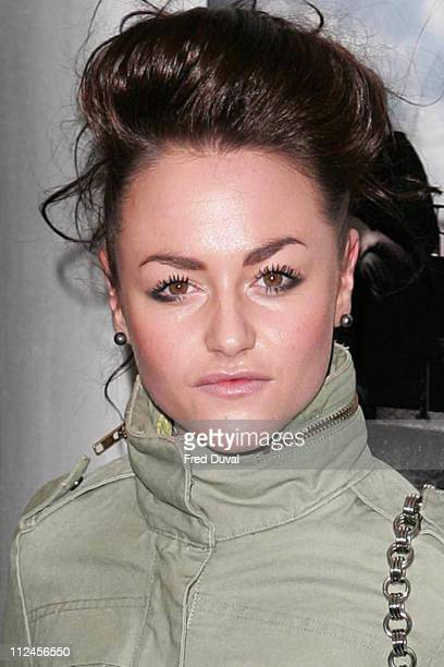 Jaime Winstone during 'Kidulthood' London Premiere at Odeon West End in London Great Britain