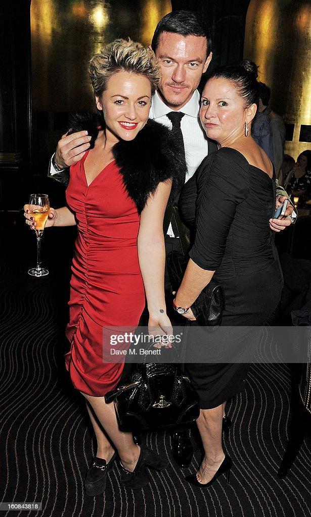EE & Esquire Host Pre-BAFTA Party