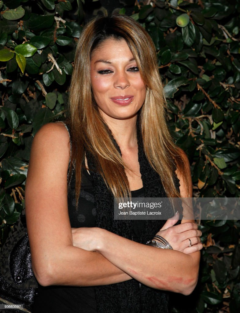 Jaimee Grubbs sighting in West Hollywood on December 2, 2009 in Los Angeles, California.