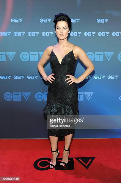 Jaimie Alexander attends CTV Upfronts 2016 at Sony Centre for the Performing Arts on June 8 2016 in Toronto Canada