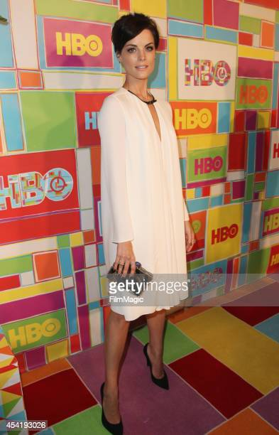 Jaimie Alexander attends HBO's Official 2014 Emmy After Party at The Plaza at the Pacific Design Center on August 25, 2014 in Los Angeles, California.