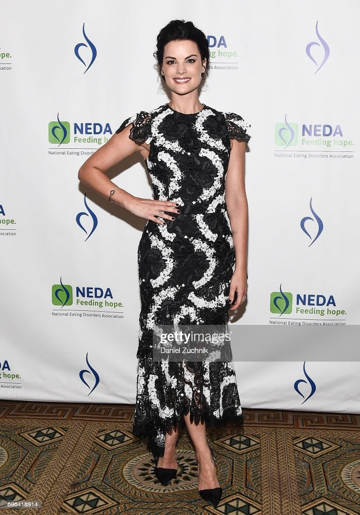 Jaimie Alexander attends the 15th Annual Benefit Gala, 'An Evening Unmasking Eating Disorders' hosted by The National Eating Disorder Association at The Pierre Hotel on June 15, 2017 in New York City.