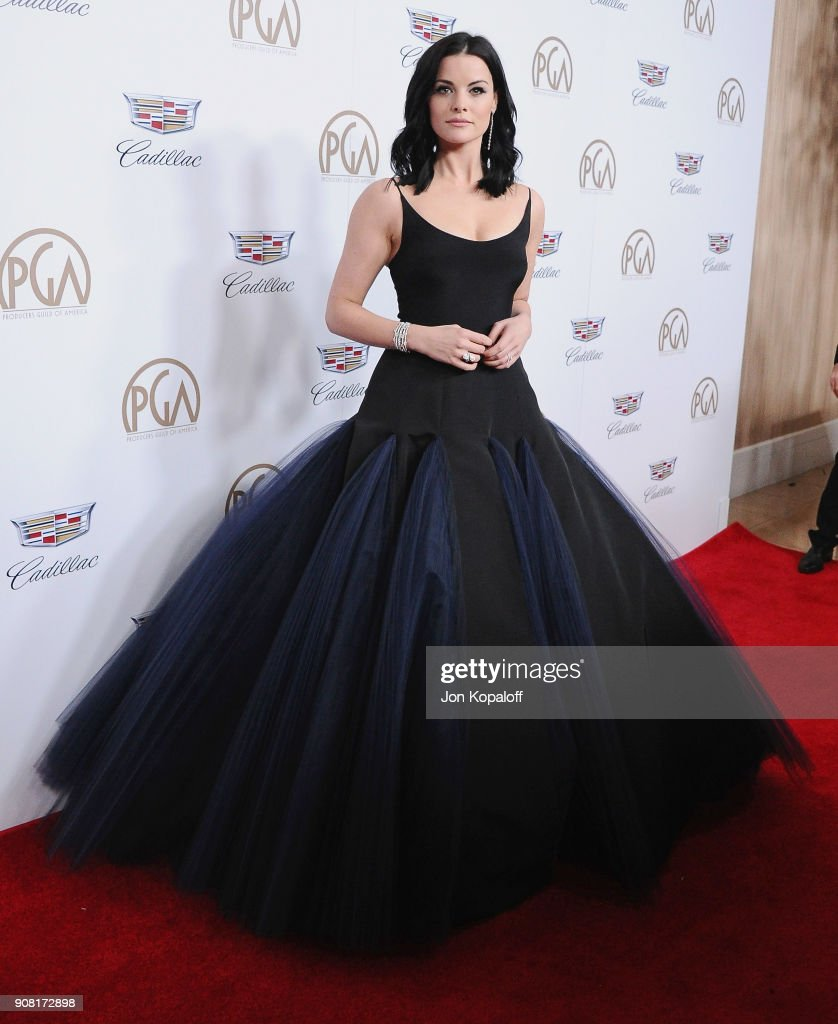 Jaimie Alexander attends the 29th Annual Producers Guild Awards at The Beverly Hilton Hotel on January 20, 2018 in Beverly Hills, California.