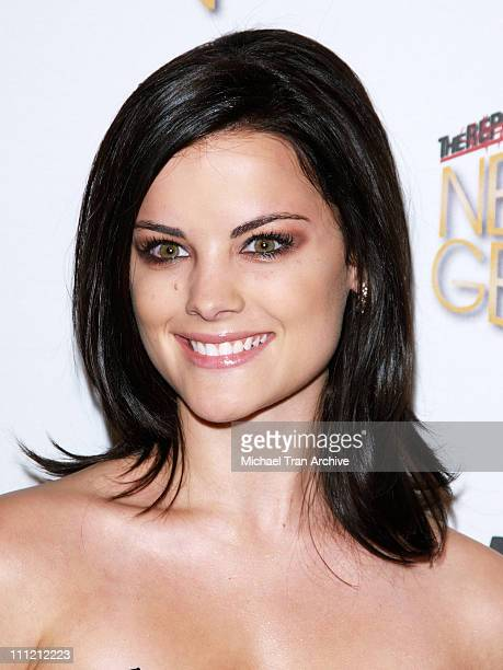 Jaimie Alexander during The Hollywood Reporter's Next Generation Party November 7 2006 at Sunset Beach in West Hollywood California United States