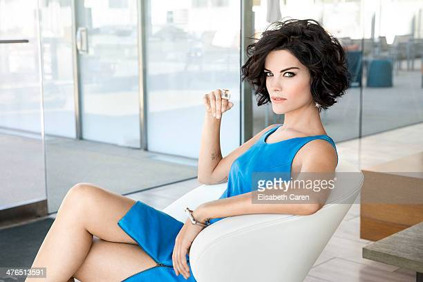 Jaimie Alexander for Viva on October 16 2013 in Santa Monica California PUBLISHED IMAGE