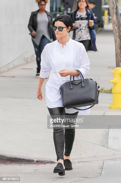 Jaimie Alexander is seen on May 10 2017 in Los Angeles California