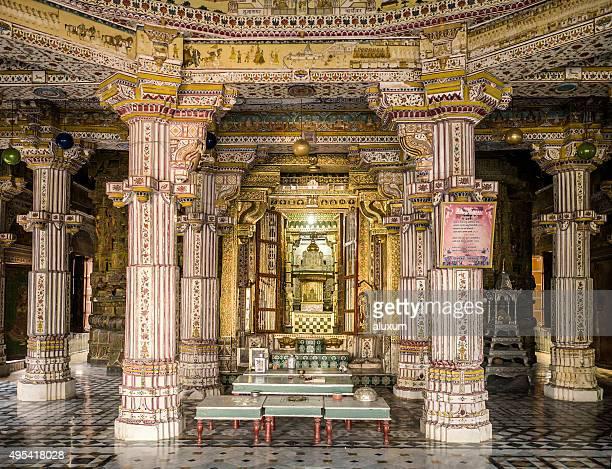 Jain temple Bhandreshwar Bikaner Rajasthan India
