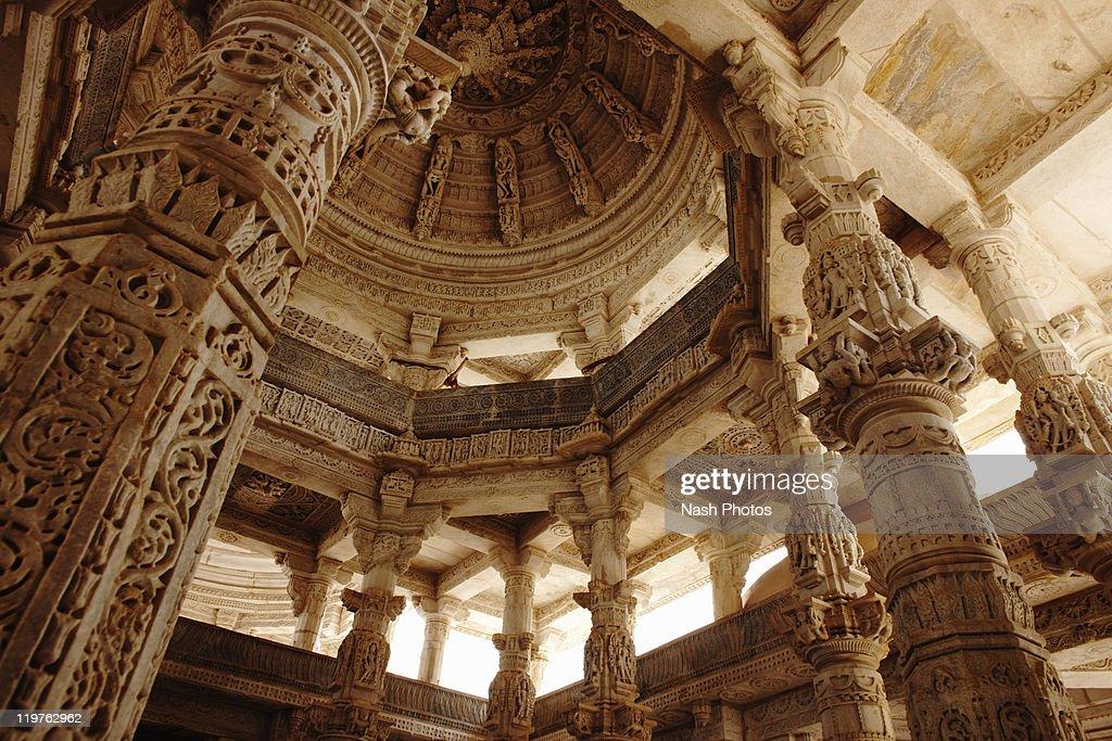 Jain Temple : Stock Photo