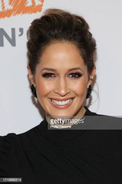 Jaina Lee Ortiz attends The Alliance For Children's Rights 28th Annual Dinner at The Beverly Hilton Hotel on March 05 2020 in Beverly Hills California