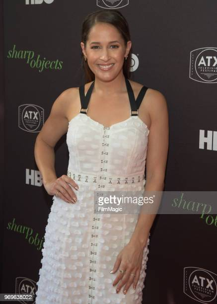 Jaina Lee Ortiz attends the ATX Television Festival at The Paramount Theater on June 7 2018 in Austin Texas