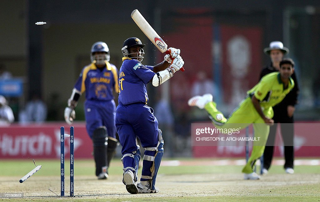 Sri Lankan cricketer Sanath Jayasuriya ( : News Photo