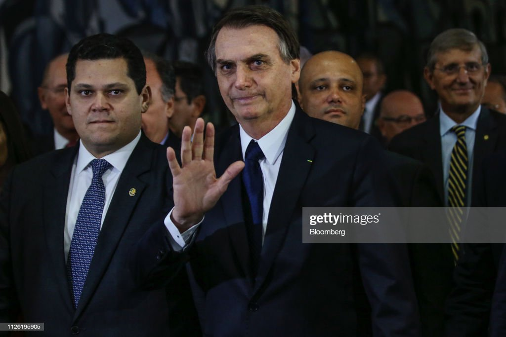 BRA: President Bolsonaro Presents Pension Reform Plan Before Congress