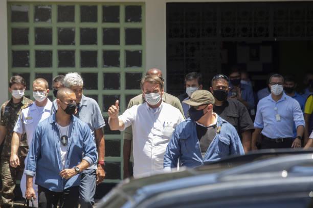 BRA: Brazil Holds Second Round Of Municipal Elections