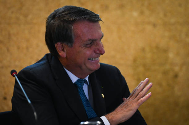 "BRA: Bolsonaro Launches the ""Mineracao e Desenvolvimento"" Program at the Mines and Energy Ministry Amidst the Coronavirus (COVID - 19) Pandemic"