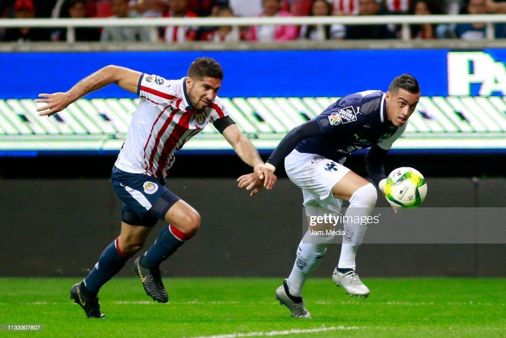 Chivas v Monterrey - Torneo Clausura 2019 Liga MX : Fotografía de noticias