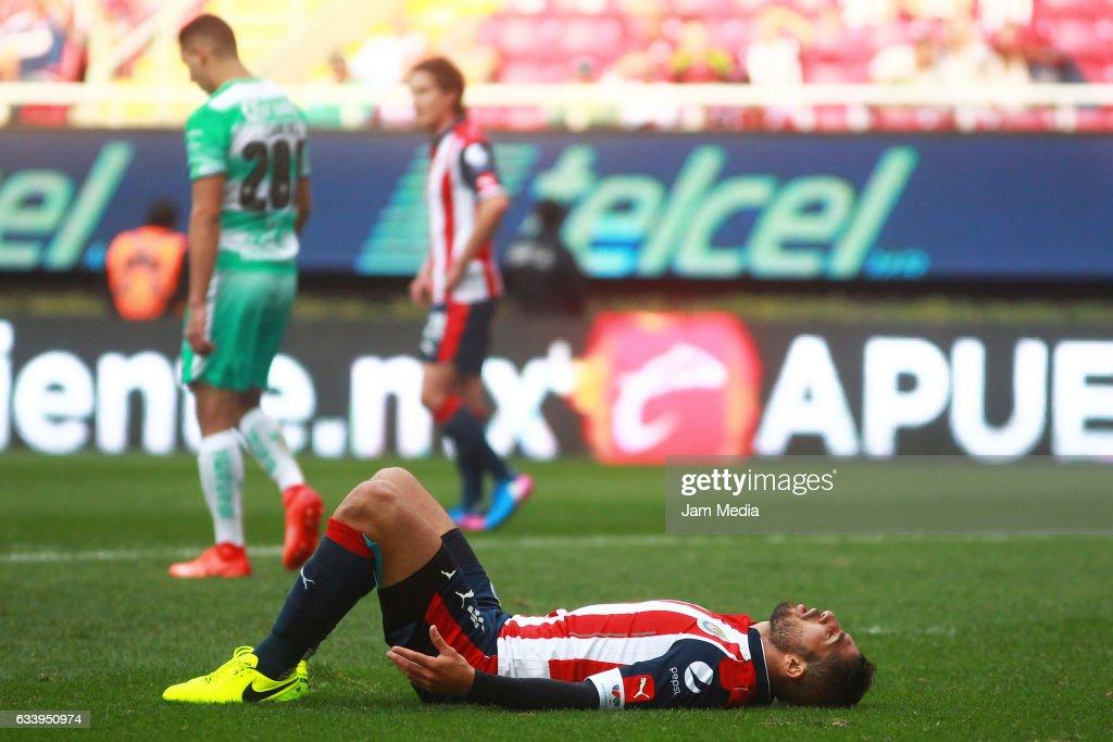 Chivas v Santos Laguna - Torneo Clausura 2017 Liga MX