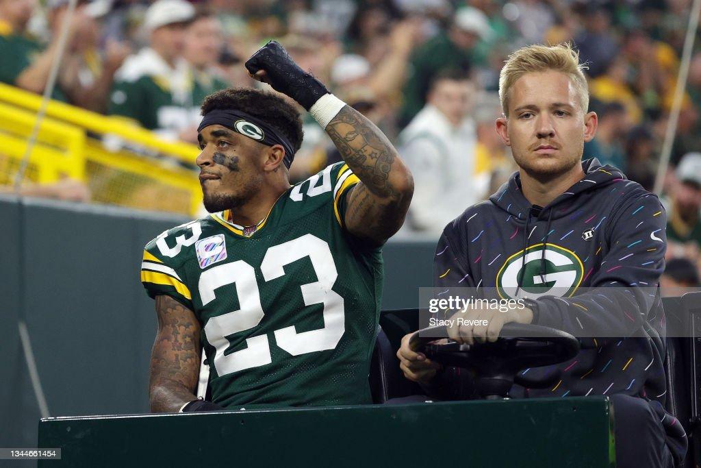 Pittsburgh Steelers v Green Bay Packers : Nachrichtenfoto