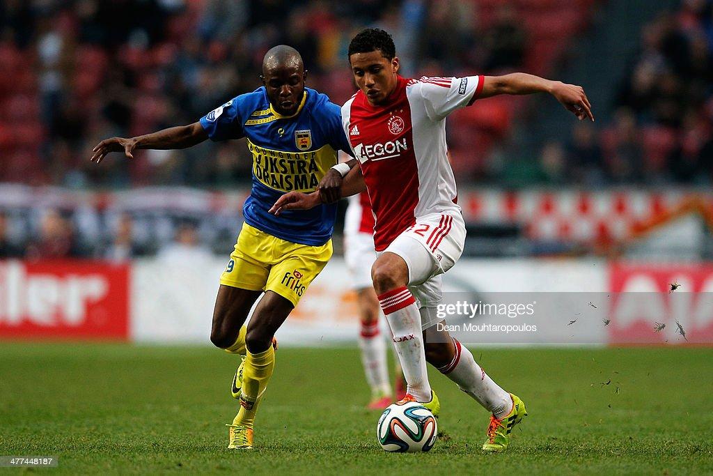 Ajax Amsterdam v Cambuur Leeuwarden - Eredivisie