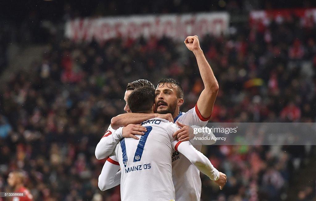 Bayern Munich v Mainz 05: Bundesliga : News Photo