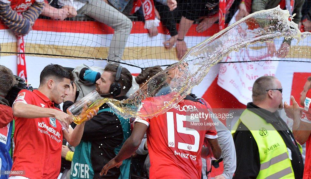 FSV Mainz 05 v Hertha BSC - 1 Bundesliga : News Photo