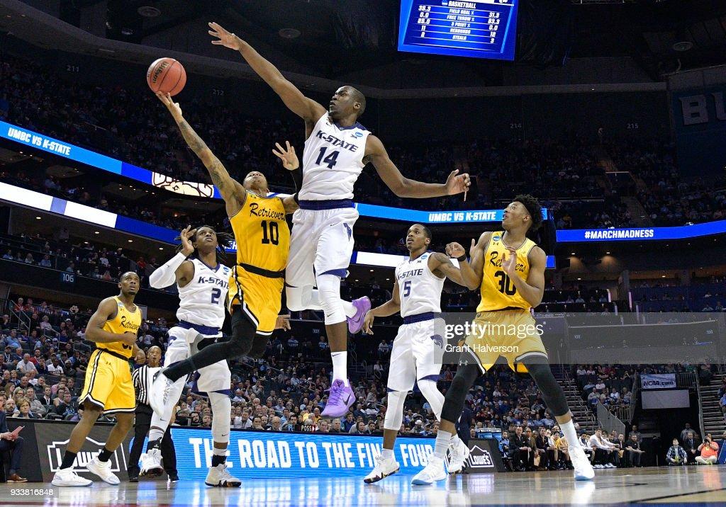 NCAA Basketball Tournament - Second Round - Charlotte : News Photo