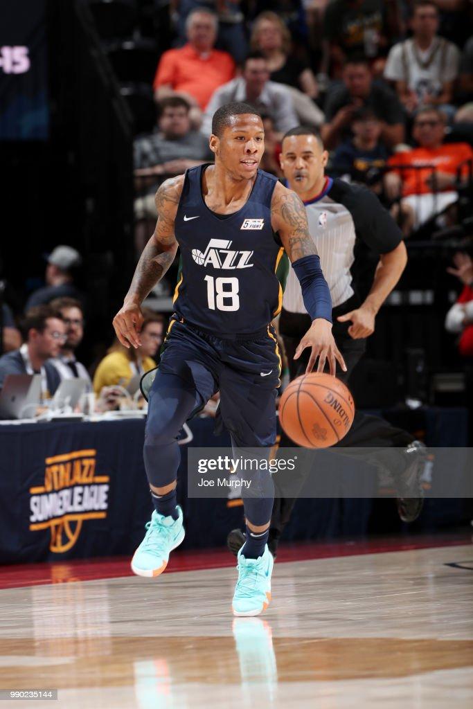 2018 NBA Summer League - Utah