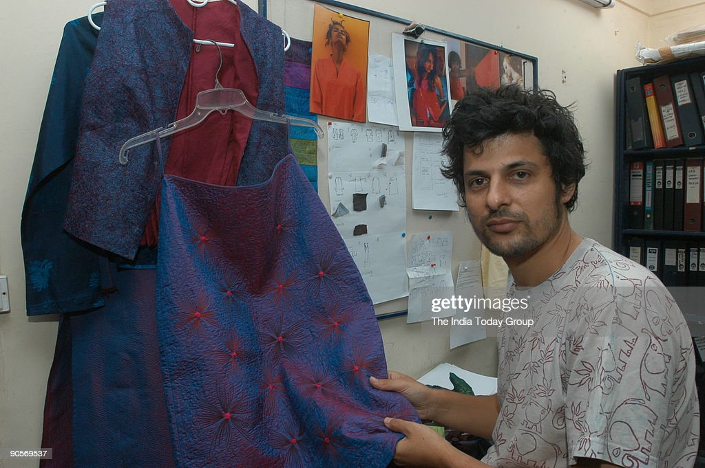 Jaison Cherian Young Designer At His Studio In Bangalore Karnataka News Photo Getty Images