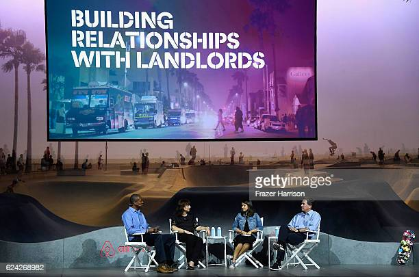 Jaja Jackson Director Global Multifamily Housing Partnerships Airbnb Cathy Cook Host Educator Fatima Husain Host Operations Lead Host Community...