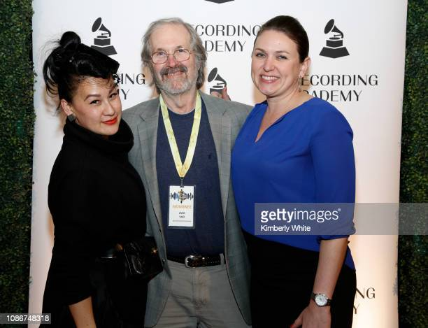 Jak Vad attends the SF Chapter GRAMMY Nominee Celebration on January 22 2019 in San Francisco California