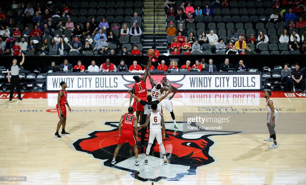IL: Canton Charge v Windy City Bulls