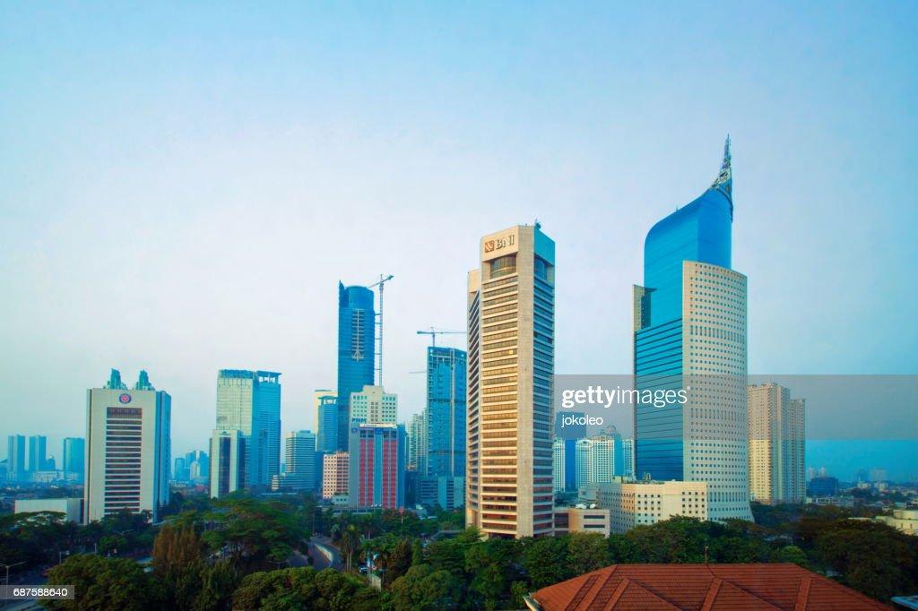 Jakarta Indonesia : Stock Photo