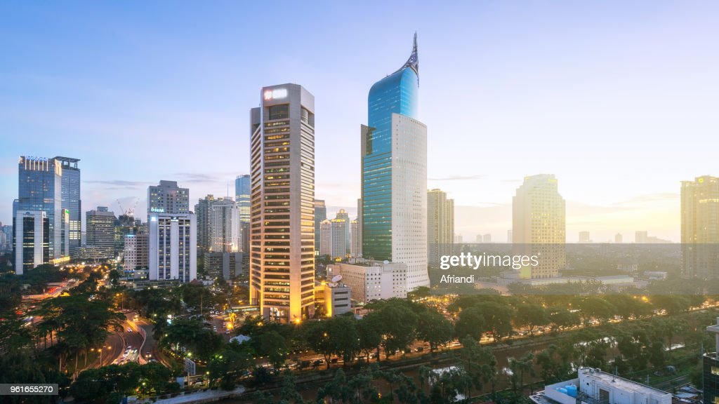 Jakarta, Indonesia : Stock Photo