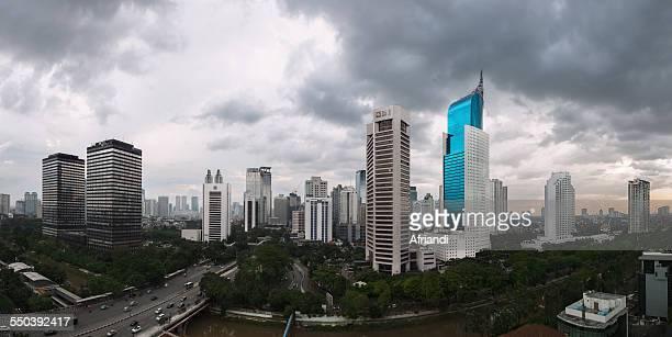 Jakarta panoramic