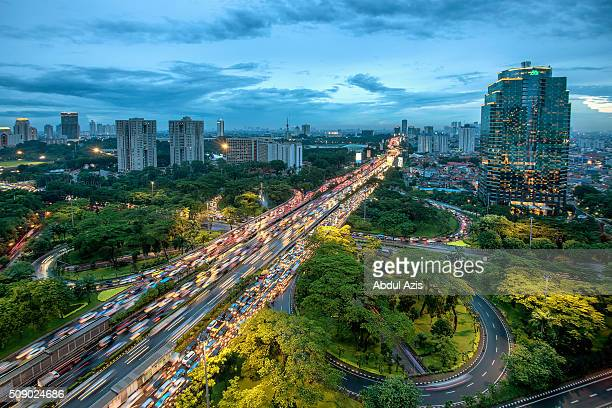 Jakarta Semanggi Bluehour