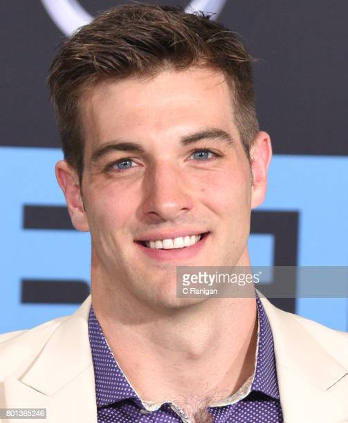 Jake Allyn at the 2017 BET Awards at Staples Center on June 25 2017 in Los Angeles California