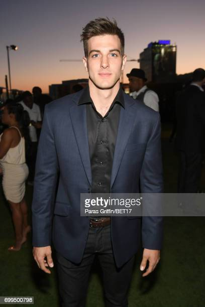 Jake Allyn at the Debra Lee PreBET Awards Dinner on June 21 2017 in Los Angeles California