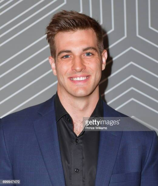 Jake Allyn attends Debra Lee Pre BET Awards Dinner at The London West Hollywood on June 21 2017 in West Hollywood California