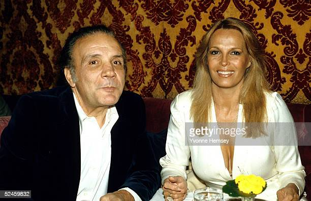 Jake and Vicky LaMotta are photographed December 1 1980 in New York City